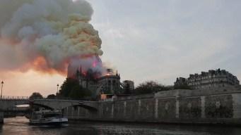 Incendio en Notre Dame: resultado de investigación