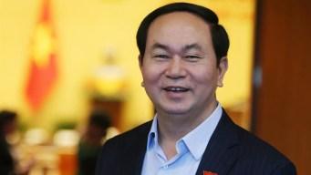 Muere el presidente de Vietnam tras larga enfermedad