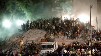 El día que la tierra tembló en México y 369 murieron