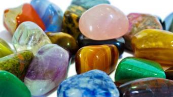 El poder sanador de las piedras