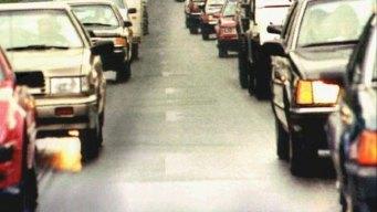 DTOP: daños a carril reversible apunta a vandalismo