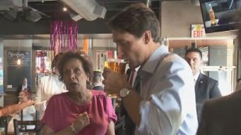 Primer ministro canadiense visita bar gay y hace historia
