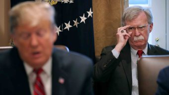 Trump despide a Bolton, su asesor de seguridad nacional