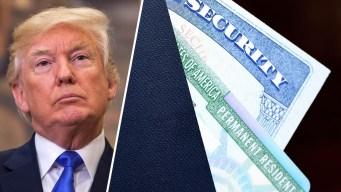 Nueva York impugna plan de 'carga pública' de Trump