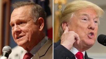 Derrota de acusado por acoso: Trump intenta distanciarse