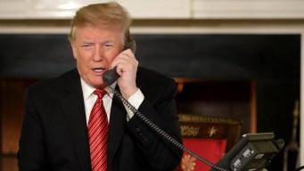 El día que le costó un posible juicio político a Trump