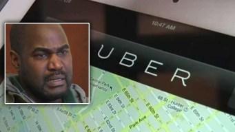 Conductor de Uber acusado de violación en Boston