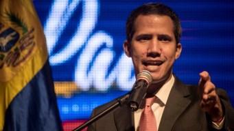Tratará Guaidó crisis de Venezuela en reunión con Bachelet