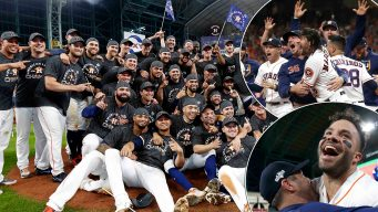 Los Astros derrotan a los Yankees y van a la Serie Mundial