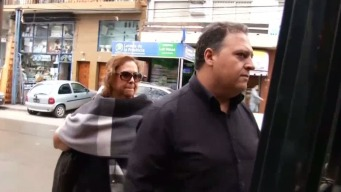 La viuda y el hijo de Pablo Escobar van a corte