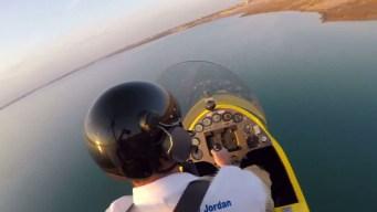 En video: los increíbles vuelos en girocóptero