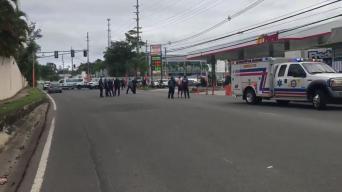 Policía balea a pistolero que asesinó a hombre en Gurabo