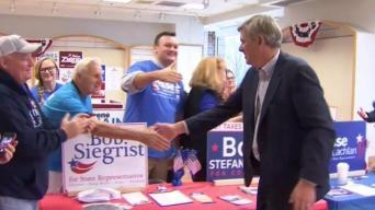 Candidatos en Connecticut realizan últimos esfuerzos