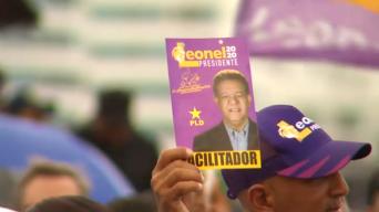 """Líderes del PLD """"repudian"""" acciones de Fernández"""