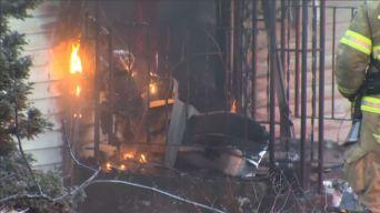 Incendio cobra la vida de dos jóvenes en New Britain