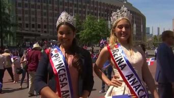Celebran el festival dominicano en Boston