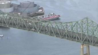 Cerrarán rampas por construcción en puente Tobin