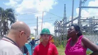 Ciudad de Guines sin electricidad por más de 24 horas