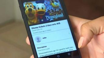 Compró boletos para Disneyland y se llevó desilusión