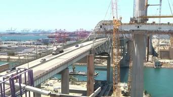 Nuevo puente en Long Beach tendrá sensores sísmicos