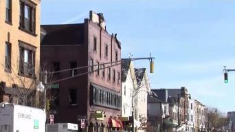 Demolerán edificios incendiados en Cambridge