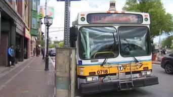 Eliminarían servicio nocturno de MBTA