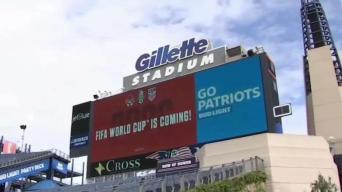 Estadio Gillette podría ser sede de algunos partidos del 2026