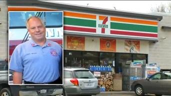 Policía: Bombero fue desnudo a 7-Eleven a comprar refresco