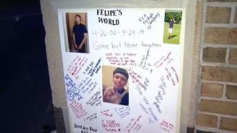 Hacen vigilia por joven boricua asesinado en Hartford