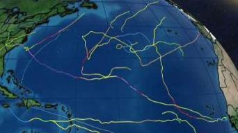 Hoy términa la temporada de huracanes
