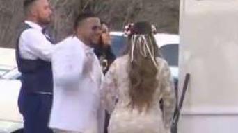 Imágenes inéditas: así fue la boda de Chiquis Rivera y Lorenzo Méndez