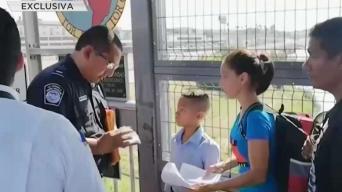 Indocumentados preocupados por detenciones de menores