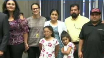 Reanudan programa de reunificación de familias