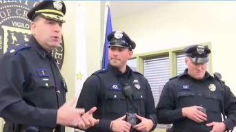 Inicia programa piloto de cámaras corporales en policías