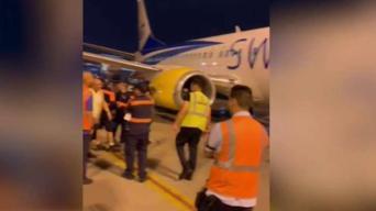 Investigan aeropuerto de la Habana por polizón que llegó a Miami