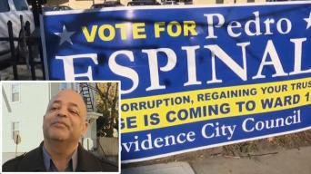 Latino es elegido como concejal de Providence