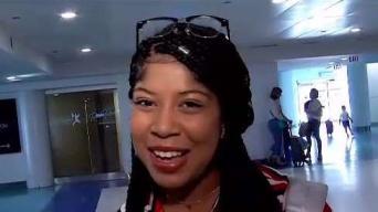 La ganadora de La Voz llega a Puerto Rico