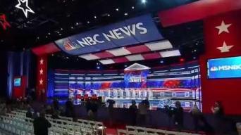Llega el quinto debate presidencial demócrata