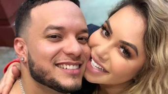 Chiquis Rivera y Lorenzo Méndez son captados en club gay