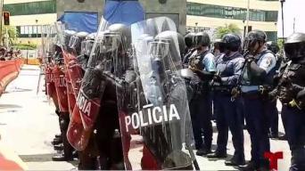 Protestas del 1 de mayo culminaron sin violencia