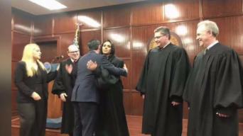 Nombran a latina jueza de tribunal en Central Falls