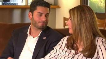 Padres de candidatos se involucran en campaña