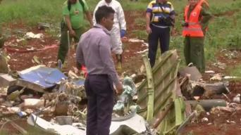 """Irresponsables"": Piloto cuestiona informe de fatal accidente aéreo en Cuba"