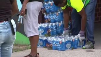 Se agudiza crisis de agua potable en Newark