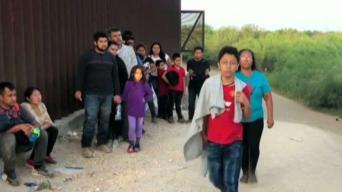 Disminuye en El Paso la migración de indocumentados