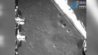 Space X hace lanzamiento y China aterriza en la luna