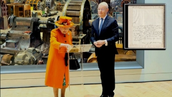 Reina Isabel hace historia en Instagram, mira qué publicó