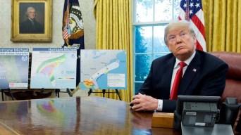 Trump declara el estado de emergencia para Puerto Rico