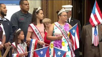 Todo listo para el desfile puertorriqueño en Hartford