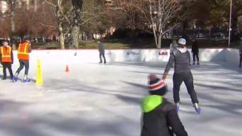 Hartford Winterfest ofrecerá dos días más de patinaje
